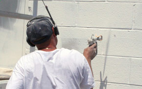 Repair Painting Equipment, Charlotte NC